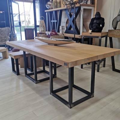 menuiserie design vintage bois
