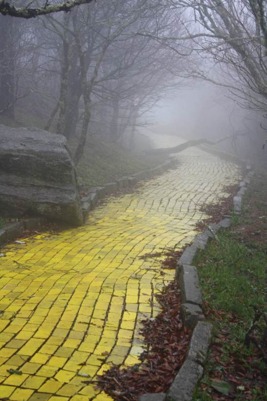 yellowbrick road