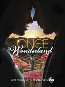 Once upon a Time Wonderland