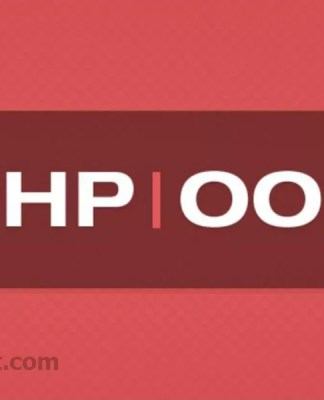 How to Get the PHP OOP Concept in One Article