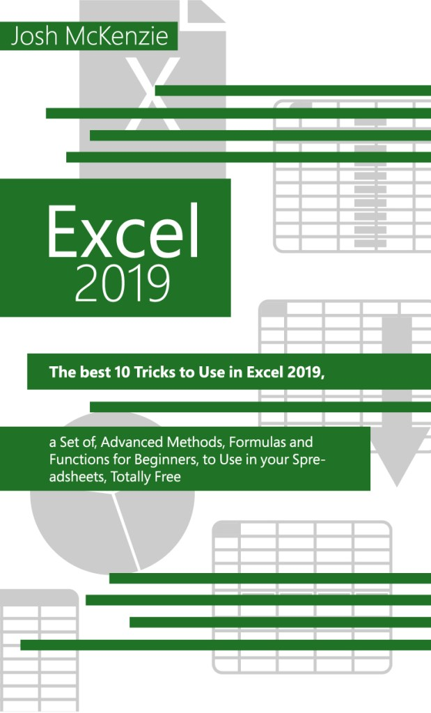 Cover Book Excel 10 Triks