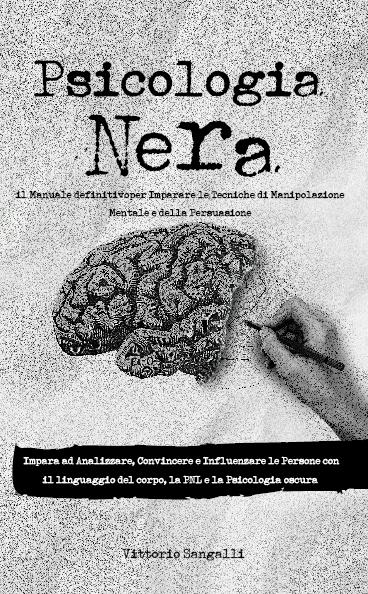 copertina libro vittorio sangalli psicologia nera-01