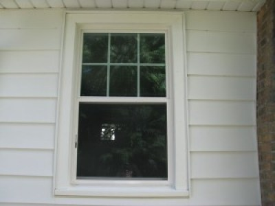 vinyl window replacement in Spokane