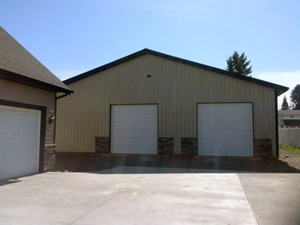High Quality Steel Structures in Spokane & the Inland Northwest