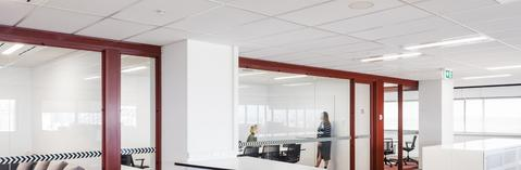 Exposed Ceiling System