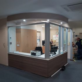 New Office reception Southern Cross Care