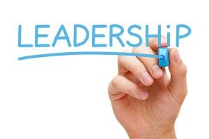 Leadership is not about title but action