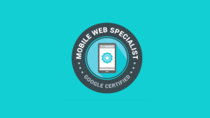 Google launched a new certification program for mobile web developer