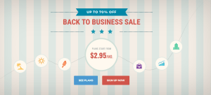 SiteGround DEAL – Business sale upto 70% off