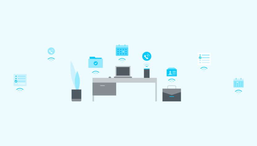 Make a smart workplace using Alexa for Business