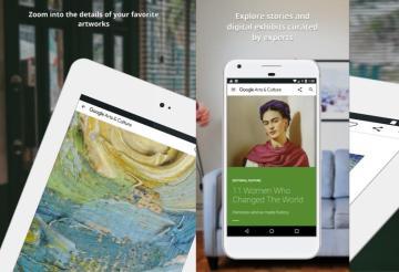 Google Arts & Culture app find your art doppelgänger