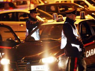 Prostituzione, alcol, droga e atti vandalici, carabinieri denunciano 8 persone