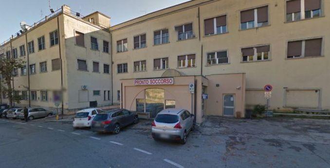Pressoché ultimato l'allestimento della riconfigurazione ospedale Spoleto