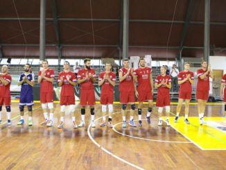 Emma Villas Volley a Spoleto, debutto dolce amaro