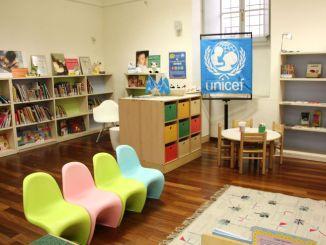 A Spoleto primo baby pit stop certificato Unicef dell'Umbria