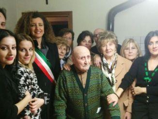 Spoleto, Mario Bonacci compie 102 anni