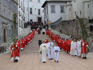 San Ponziano, patrono della Città di Spoleto, le celebrazioni
