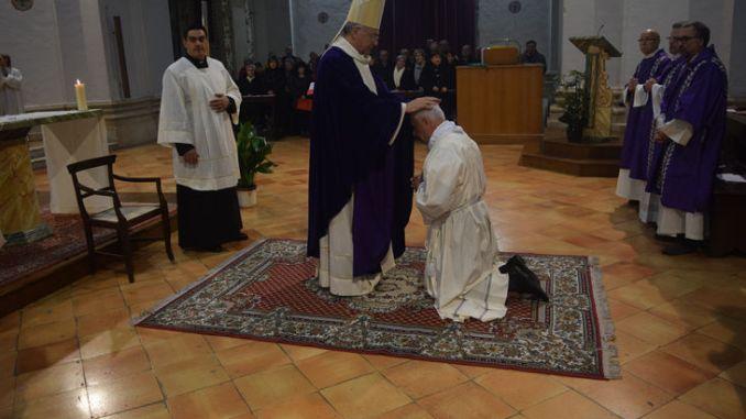 Diocesi Spoleto, Ordinazione diaconale di Alfio Tagliavento