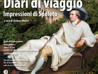 Diario di Viaggio, impressioni di Spoleto