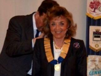 Rotary club di Spoleto, Ada Urbani subentra ad Alessandro Nocchi