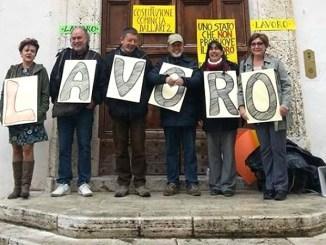 Disoccupati e precari di Spoleto incontrano sindaco Cardarelli