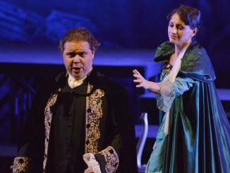 Teatro Lirico Sperimentale di Spoleto al Mancinelli in un ballo in maschera