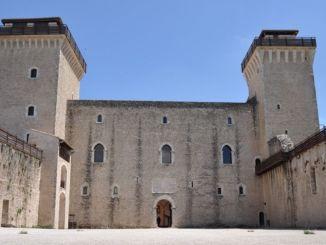 Light in the stone Spoleto, a nuova vita le opere d'arte danneggiate da sisma