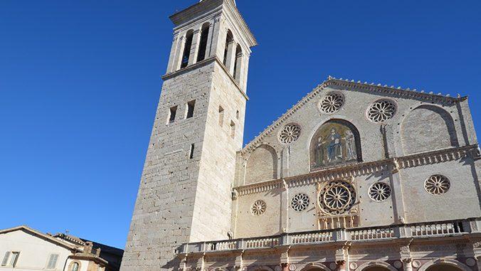 Spoleto, domenica le celebrazioni per San Ponziano, come cambia la viabilità