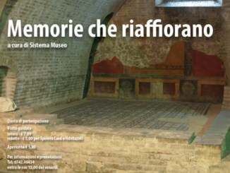Spoleto, Memorie che riaffiorano, alla scoperta della Casa Romana, venerdì 28 aprile
