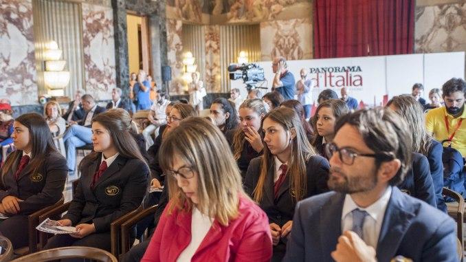 Panorama d'Italia arriva in Umbria, l'8 giugno tappa a Spoleto