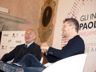 Il genio-urbanista Carlo Ratti ospite agli Incontri di Paolo Mieli 2017
