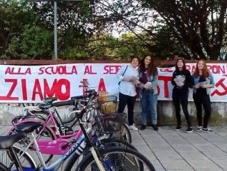 Scuola, proteste in tutta Italia e anche in Umbria, il FGC si mobilita