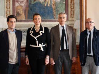 Spoleto, luce nuova per il centro storico, firmato il contratto
