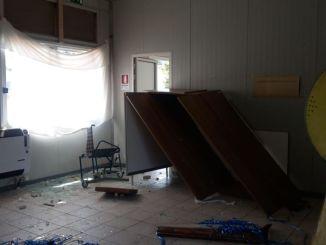 San Martino in Trignano, atti vandalici su immobile di proprietà comunale