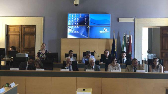 Prima seduta per il nuovo consiglio comunale di Spoleto