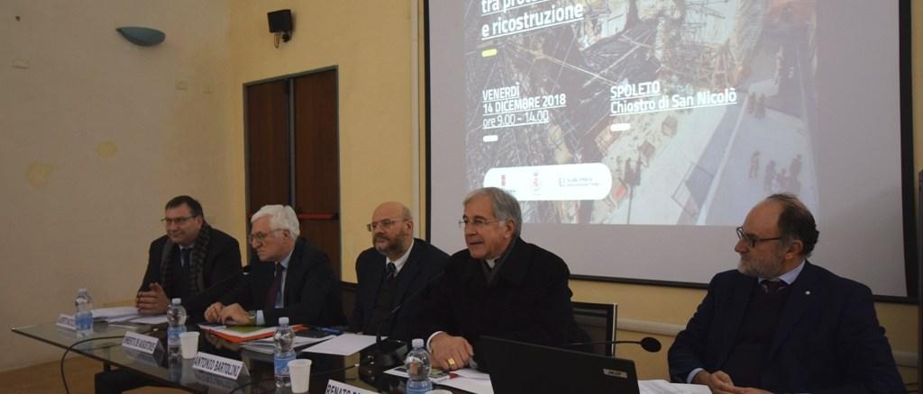 """Seminario """"Trasparenza ed anticorruzione tra protezione civile e ricostruzione"""""""