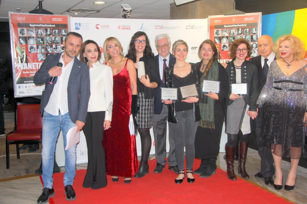 Consegnati i riconoscimenti dello Spoleto Film Festival