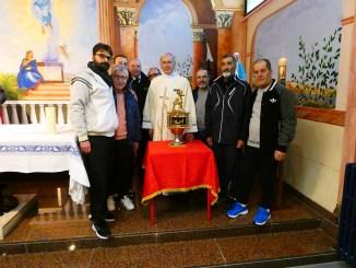 I detenuti del carcere di Spoleto la reliquia di San Ponziano