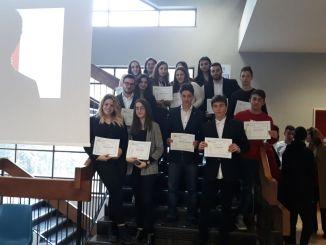 Borse di studio a studenti meritevoli dell'Istituto Spagna di Spoleto
