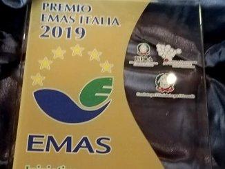 Comune di Spoleto ottiene Premio Emas 2019 per la comunicazione