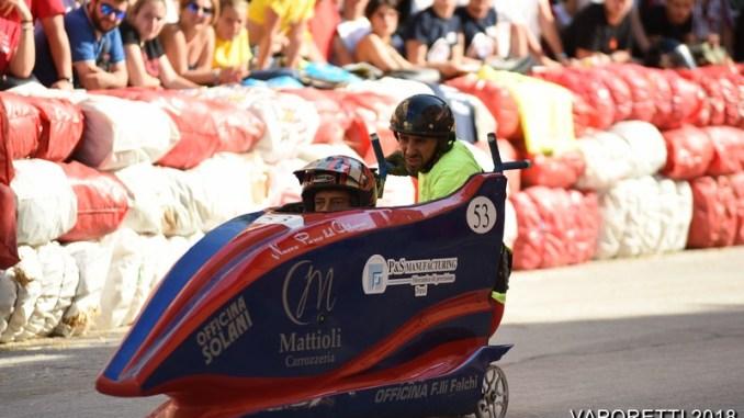 Spoleto, corsa dei Vaporetti 2019, chiuse le iscrizioni