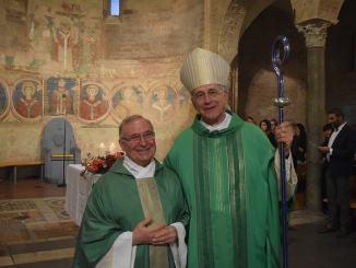 Cinquantanni anni di sacerdozio del Vicario Generale monsignor Luigi Piccioli