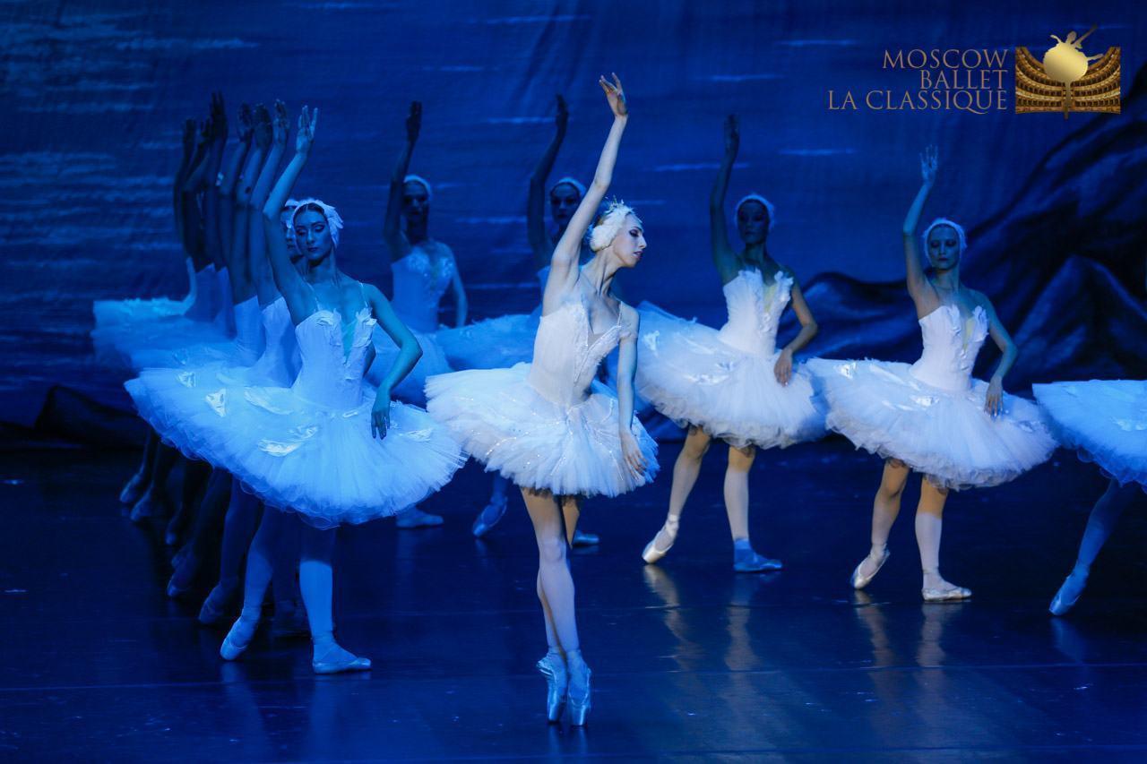 """Al teatro Menotti di Spoleto con il Balletto di Mosca """"Il lago dei cigni"""" - Spoleto Oggi"""
