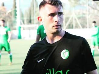 Spoleto Calcio, tesserato il centrocampista Daniele Menegat