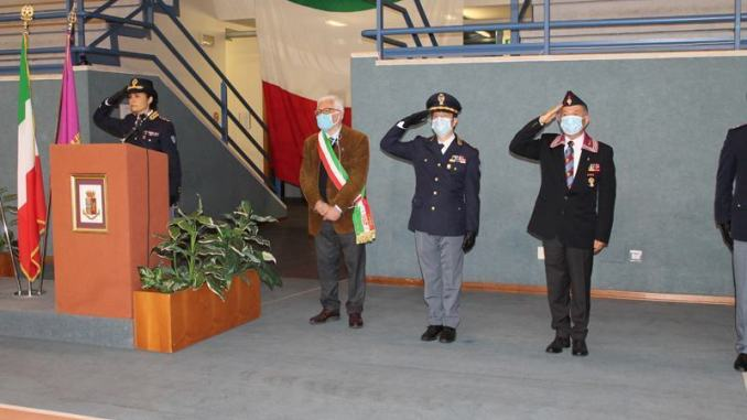 """Cerimonia di giuramento all'Istituto """"Rolando Lanari di Spoleto"""