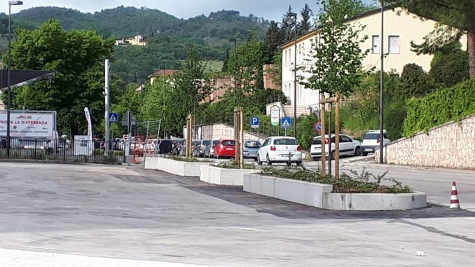 Agenda Urbana Spoleto, terminati i lavori al terminal degli autobus