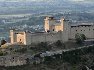 Spoleto, visite guidate ai percorsi difensivi della Rocca Albornoz