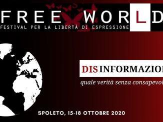 Al via la II edizione del Festival Free Wor(l)d per la Libertà di Espressione
