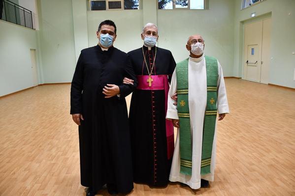 Negativo al tampone Covid, Vescovo Renato Boccardo è guarito da Sars-Cov2