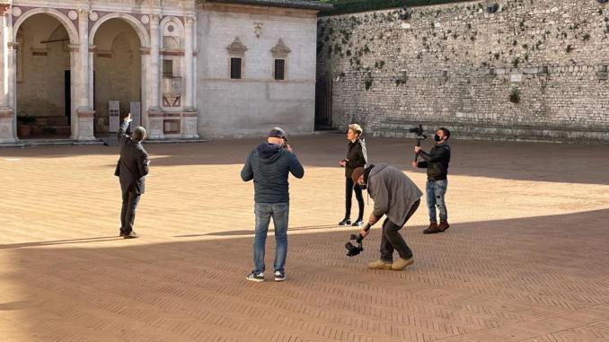 La città di Spoleto in onda sulla Rai con due trasmissioni